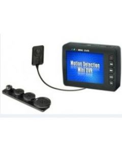 Mini DVR met scherm en camera